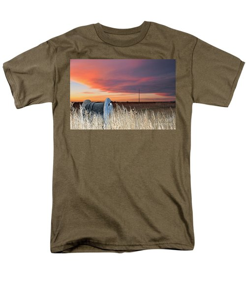 The Prairie Men's T-Shirt  (Regular Fit) by Minnie Lippiatt