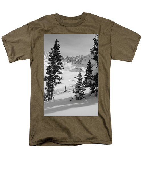 The Quiet Season Men's T-Shirt  (Regular Fit) by Eric Glaser