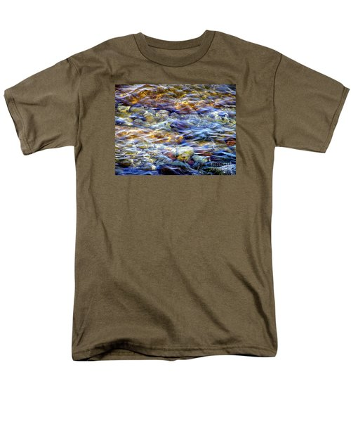 The River Men's T-Shirt  (Regular Fit) by Susan  Dimitrakopoulos