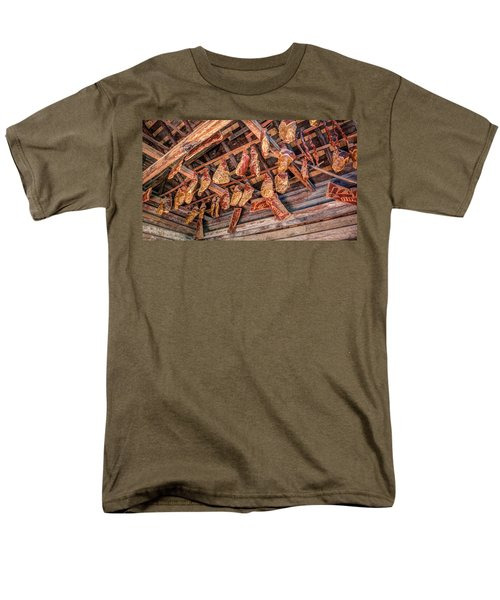 The Smokehouse Men's T-Shirt  (Regular Fit) by Rob Sellers