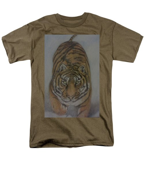 The Tiger Men's T-Shirt  (Regular Fit) by Christy Saunders Church