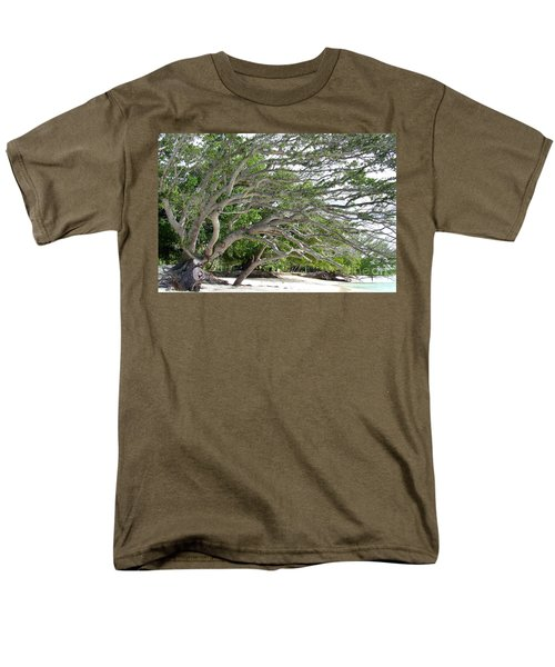The Tree Men's T-Shirt  (Regular Fit) by Andrea Anderegg