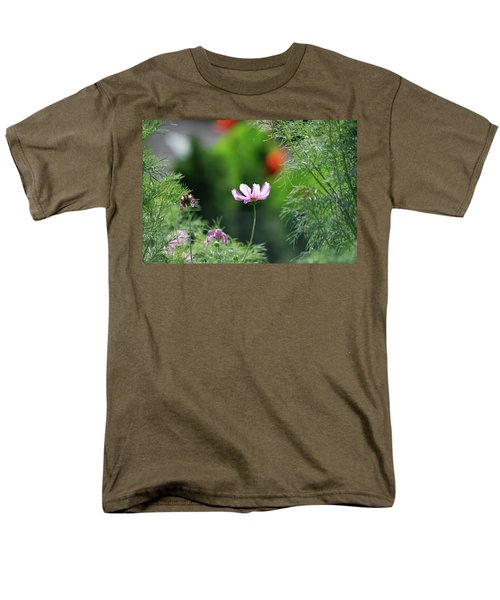 Men's T-Shirt  (Regular Fit) featuring the photograph The Warmth Of Summer by Thomas Woolworth