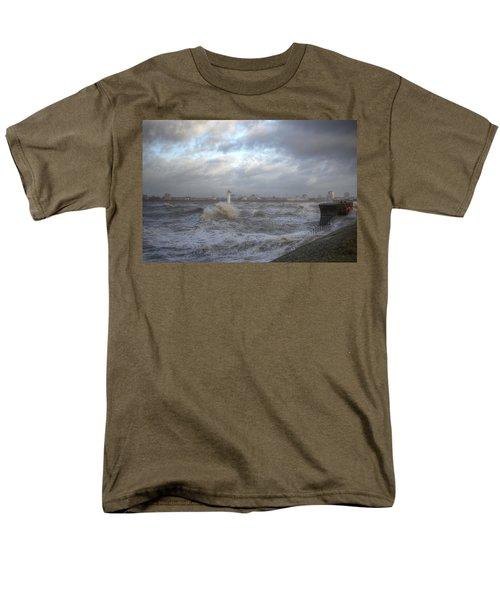The Wild Mersey 2 Men's T-Shirt  (Regular Fit) by Spikey Mouse Photography