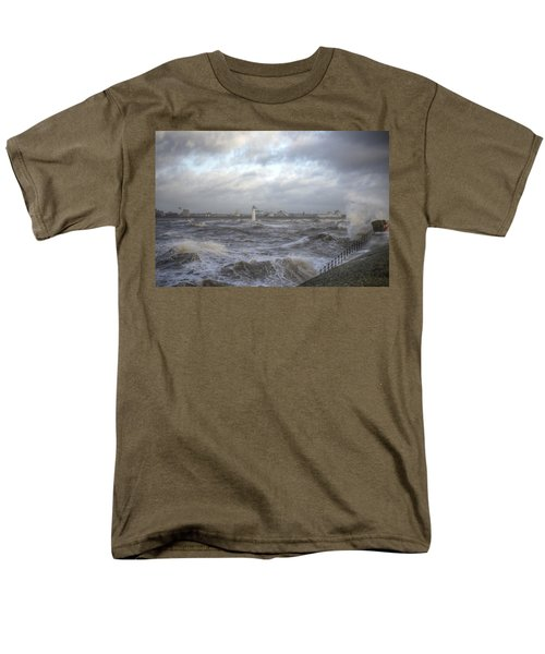 The Wild Mersey Men's T-Shirt  (Regular Fit) by Spikey Mouse Photography