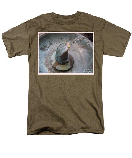 Thirsty Men's T-Shirt  (Regular Fit) by Sara  Raber