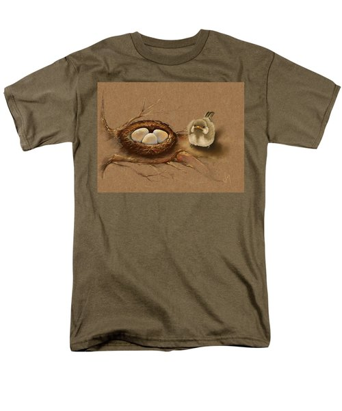 This Is My Nest? Men's T-Shirt  (Regular Fit) by Veronica Minozzi