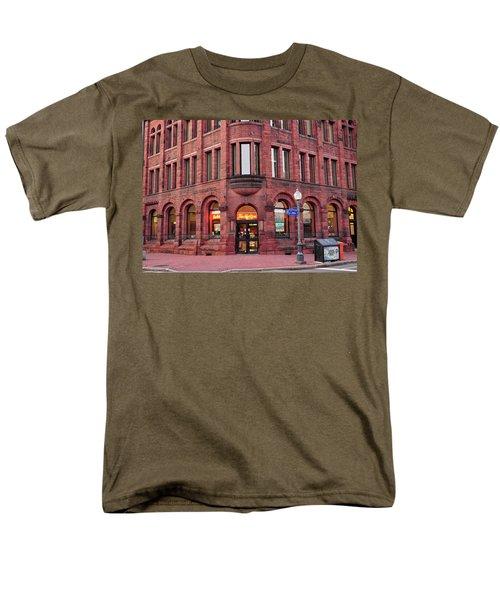 Tim Hortons Coffee Shop Men's T-Shirt  (Regular Fit)