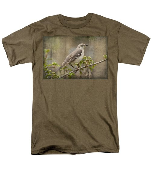 To Still A Mockingbird Men's T-Shirt  (Regular Fit) by Kathy Clark