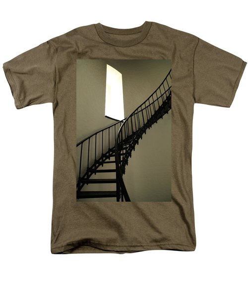 To The Light Men's T-Shirt  (Regular Fit) by Roupen  Baker