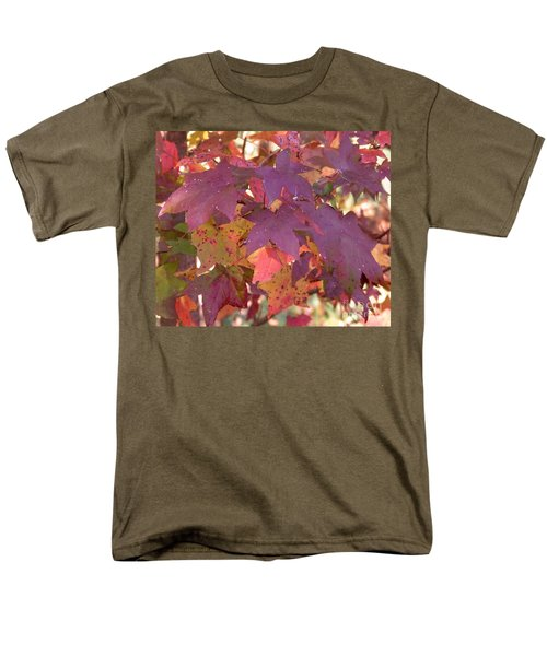 Traces Of Fall Men's T-Shirt  (Regular Fit) by Andrea Anderegg