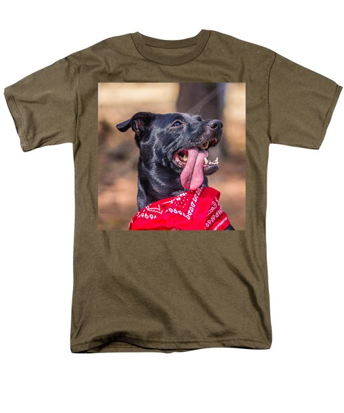 Men's T-Shirt  (Regular Fit) featuring the photograph Treat Please by Rob Sellers