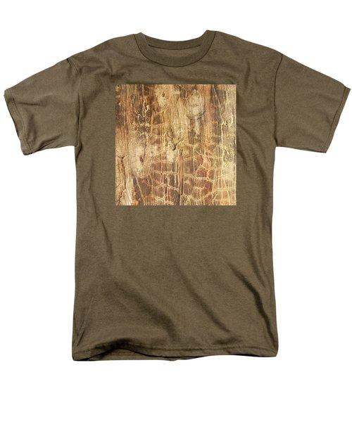 Tree Bark Men's T-Shirt  (Regular Fit) by Alan Casadei