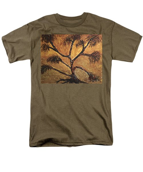 Tree Men's T-Shirt  (Regular Fit) by Dick Bourgault