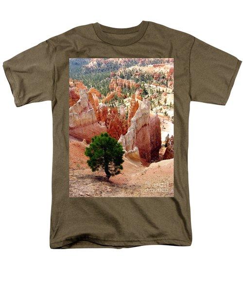 Men's T-Shirt  (Regular Fit) featuring the photograph Tree's Eye View by Meghan at FireBonnet Art