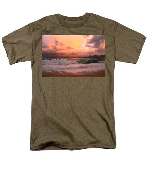 Men's T-Shirt  (Regular Fit) featuring the photograph Turbulence  by Eti Reid