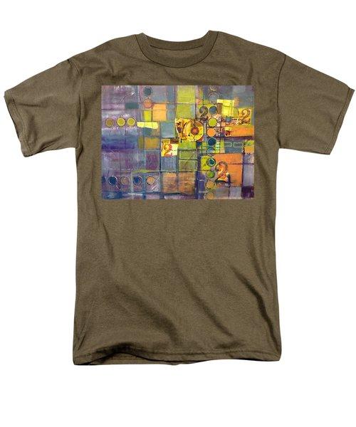 Twice Men's T-Shirt  (Regular Fit) by Karin Husty