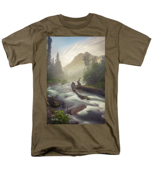 Twin Peaks Men's T-Shirt  (Regular Fit)