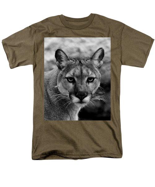Untamed Men's T-Shirt  (Regular Fit) by Swank Photography