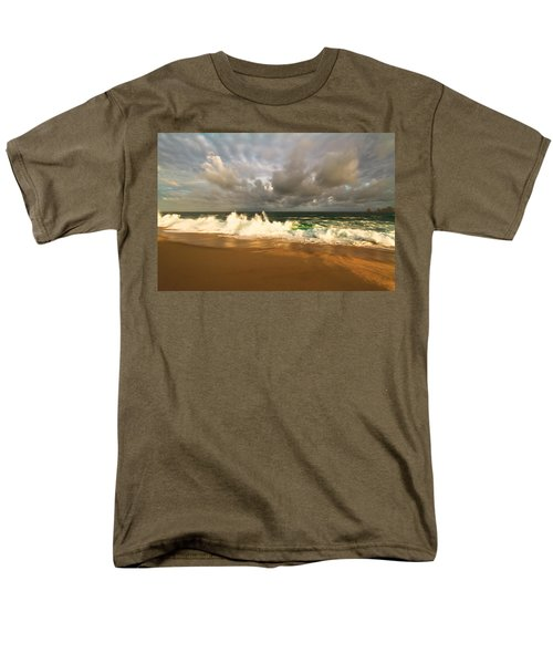 Men's T-Shirt  (Regular Fit) featuring the photograph Upcoming Tropical Storm by Eti Reid