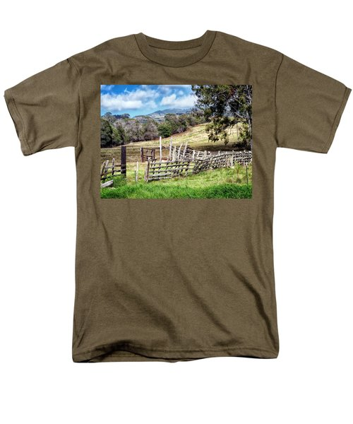 Upcountry 2 Men's T-Shirt  (Regular Fit) by Dawn Eshelman
