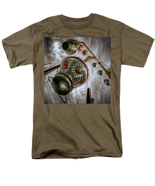 Upwardly Mobile Men's T-Shirt  (Regular Fit) by Wayne Sherriff