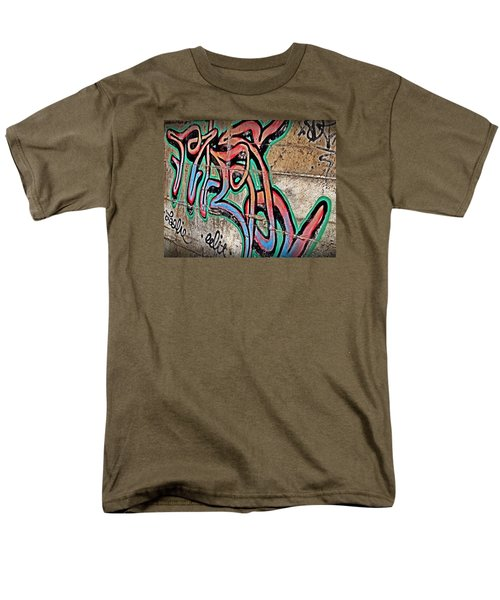 Men's T-Shirt  (Regular Fit) featuring the photograph Urban Expression by Steven Milner