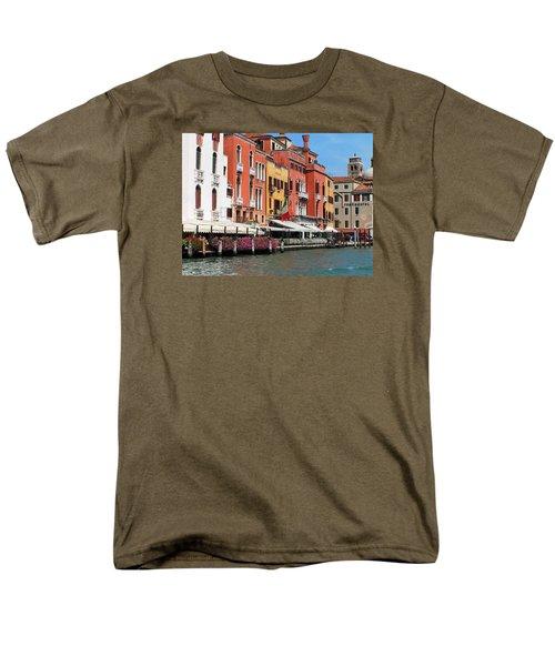Venice  Men's T-Shirt  (Regular Fit) by Oleg Zavarzin