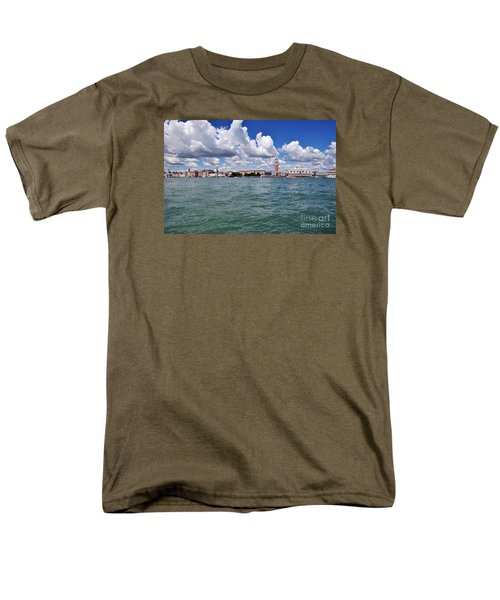 Venice Men's T-Shirt  (Regular Fit) by Simona Ghidini