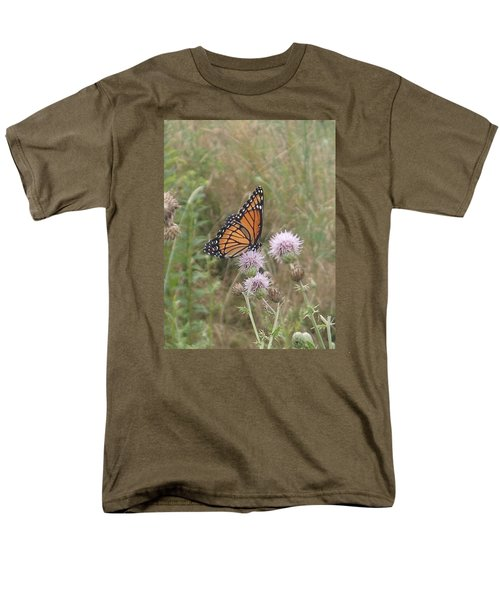Viceroy On Thistle Men's T-Shirt  (Regular Fit) by Robert Nickologianis