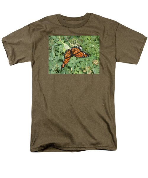 Men's T-Shirt  (Regular Fit) featuring the photograph Viceroy by Robert Nickologianis