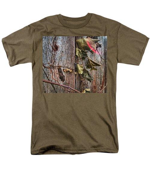 Vines And Barns Men's T-Shirt  (Regular Fit) by Daniel Sheldon