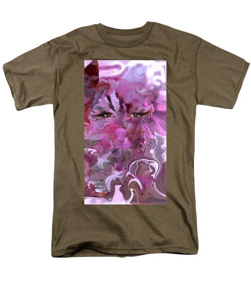 Vision Of Joy Men's T-Shirt  (Regular Fit) by Deprise Brescia