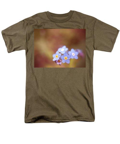 Men's T-Shirt  (Regular Fit) featuring the photograph Waiting by Rachel Mirror