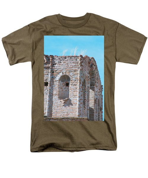 Men's T-Shirt  (Regular Fit) featuring the photograph Waving To The Sky by Kerri Mortenson