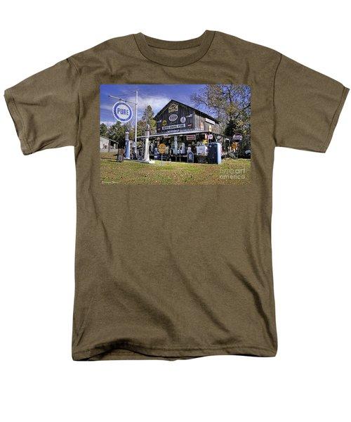 Way Back When....... Men's T-Shirt  (Regular Fit) by Benanne Stiens