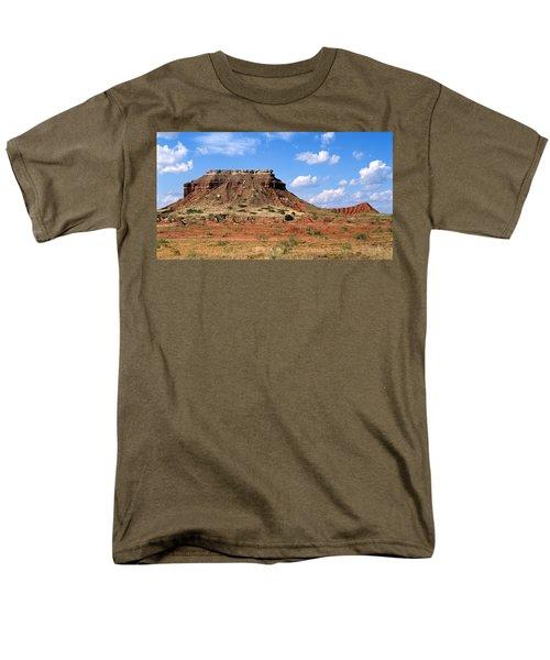Lone Peak Mountain Men's T-Shirt  (Regular Fit)