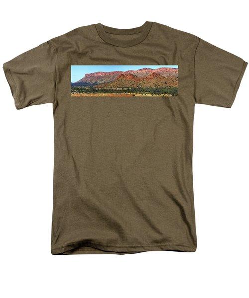 Western Macdonnell Ranges Men's T-Shirt  (Regular Fit) by Paul Svensen
