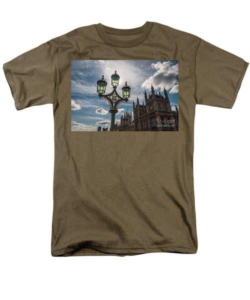 Men's T-Shirt  (Regular Fit) featuring the photograph Westminster by Matt Malloy
