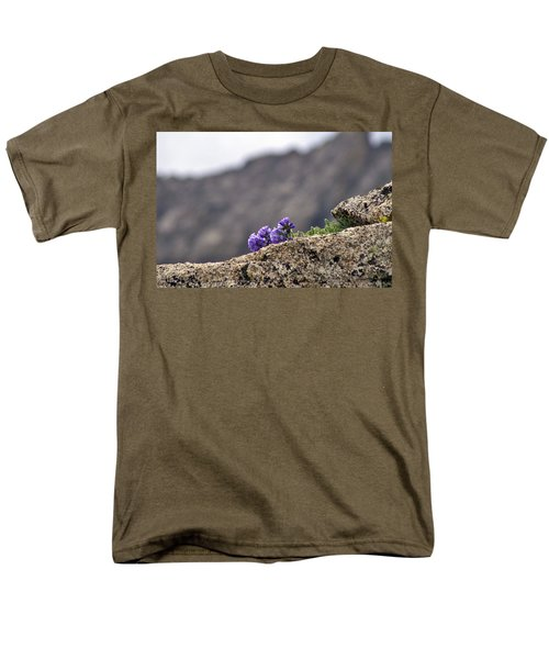 Men's T-Shirt  (Regular Fit) featuring the photograph Whatever It Takes by Jeremy Rhoades
