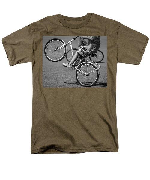 Men's T-Shirt  (Regular Fit) featuring the photograph Wheelie Boys by Ari Salmela
