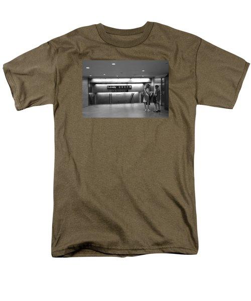 Which One Men's T-Shirt  (Regular Fit) by John Schneider