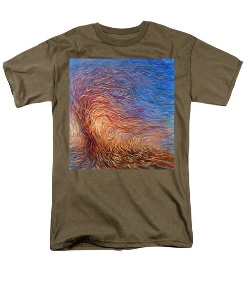 Whirl Tree Men's T-Shirt  (Regular Fit) by Hans Droog