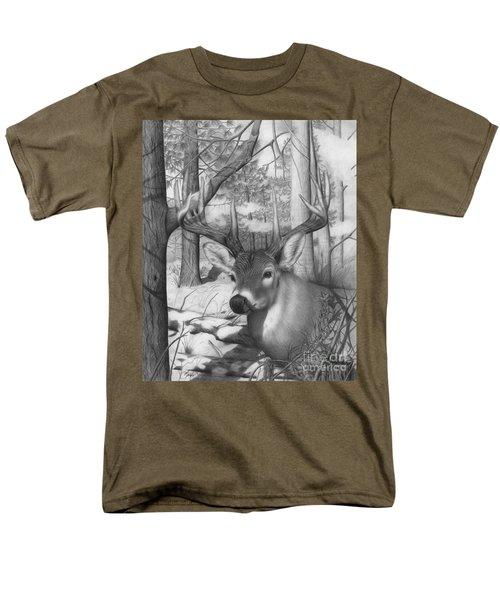 Whitetail Phantom Men's T-Shirt  (Regular Fit)