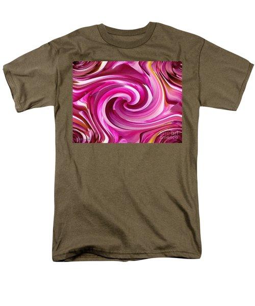 Who Dun It Twirls Men's T-Shirt  (Regular Fit) by J McCombie