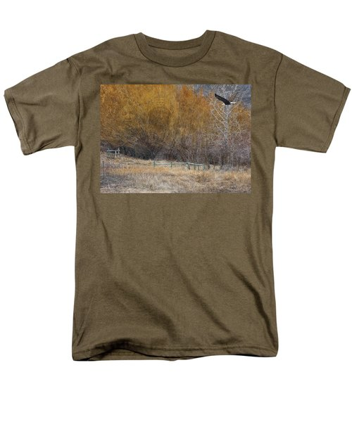 Winter Thaw Men's T-Shirt  (Regular Fit) by Ed Hall