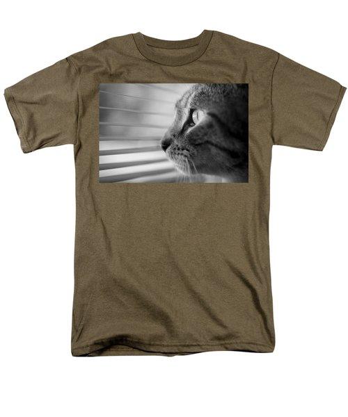 Wishful Thinking Men's T-Shirt  (Regular Fit)