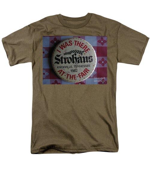 Men's T-Shirt  (Regular Fit) featuring the photograph Worlds Fair by Michael Krek