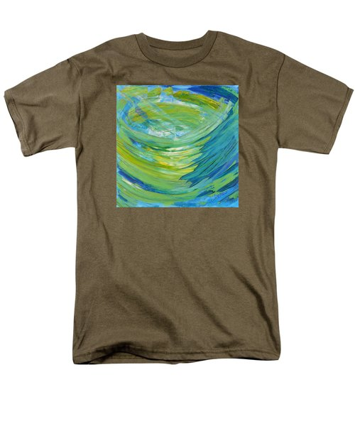 Men's T-Shirt  (Regular Fit) featuring the painting Worship by Cassie Sears