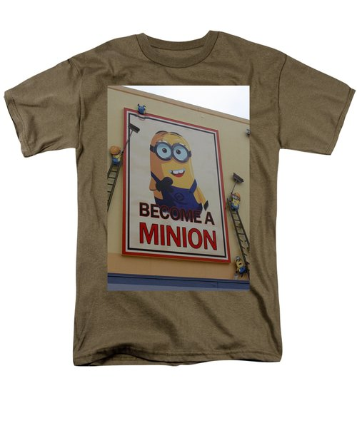 Year Of The Minions Men's T-Shirt  (Regular Fit) by David Nicholls